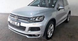 2013 VOLKSWAGEN TOUAREG 3.0 V6 TDI TIP BLU MOT 180kw for R409995